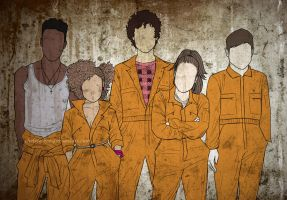 Misfits by achelseabee