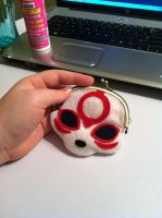 Okami Coin Purse by CuteTherapy
