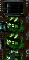 AMD Desktop by blackboy993