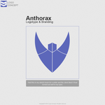 Anthorax Logo by LogoConcept