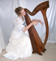 NekoHarp1 by Nekoha-stock