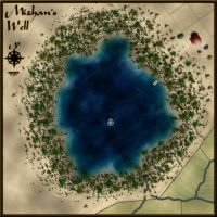 Mizhan's Well, my first town by The-Ascension
