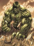 hulk colors by dinei