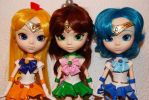 My senshi Partners: Mars, we are waiting for you by Storm-of-Bagels