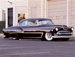 1953 Chevy Bel Air by thebigburtaco