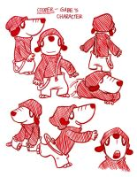 Coopahs for Gabe by MyNameIsMad
