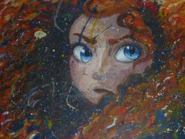 merida painting 2 by embercl