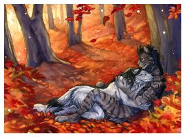 Colours of love by wolf-minori