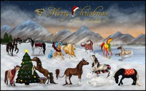 MERRY CHRISTMAS 2012 :) by Kukulein
