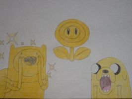 The Rise of Gold Finn by rabbidlover01