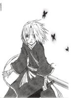 Allen as a Shinigami by Chimera-chan