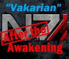 After the Awakening: Vakarian (part 3) by ReissumiesSF