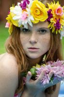 Flower Child by nikongriffin