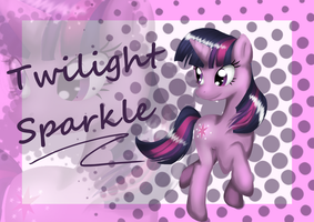 Twilight Sparkle 8D by killer-kimmie
