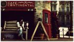 Cafe Continental by Saidge42