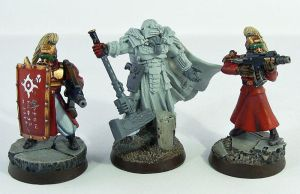 UP Prospero Spire Guard General by Proiteus
