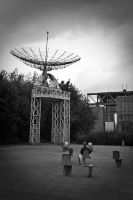 radio tower by m8t