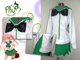 HOTD cosplay costume by nyumexico