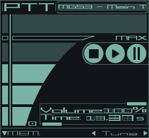 Metal Gear Solid Codec skin by Pyrosity