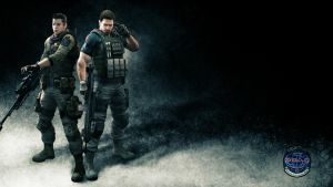 Resident Evil 6 Official Wallpaper 8 by ceriselightning