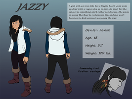 AatR Team: Jazzy by Jazz-Rhythm