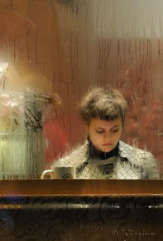 Starbucks by Talkingdrum