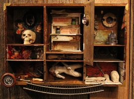HH Holmes Assemblage by asunder