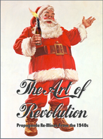 Proposed Book Cover for The Art of Revolution by poasterchild