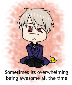 Sad Prussia by Fullmetalpoz
