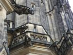 St.Vitus Cathedral, Prague - Gargoyles by oggthing