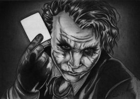 The joker by Cleitus