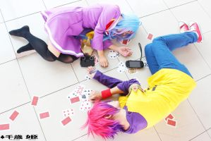 No Game No Life by GaleFei