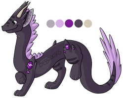 Dragonet Adoptable! [CLOSED] by BROOKSlE