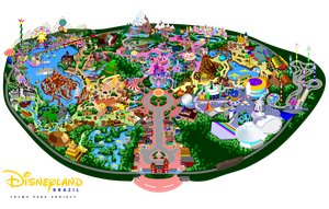 Disneyland 8.0 by mrzahta