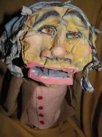 old woman puppet 1 by cheshireINwonderland