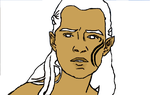 Legolas--Zevran Sketch part4 by Wings4Wolves