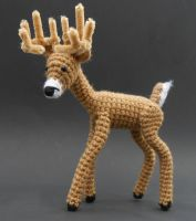 Whitetail Deer Pattern Now Available! by Pickleweasel360