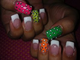 Neon by MimiNails