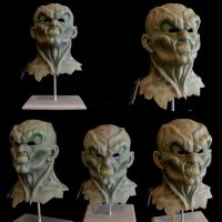 The Haunted Mask Replica by CainePro