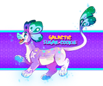 [CLOSED] Galactic Sugar-Cookie Papillix by ParadiseFever