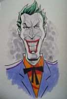 Joker Commission by calslayton