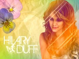 Hilary Duff Channels Wallpaper by thelfie