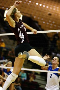 TxState Volleyball 3 by dannyROD