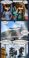 The Cat's 9 Lives! 3 Catnap and Outfoxed Pg84 by TheCiemgeCorner