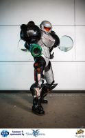 Samus Aran - Phazon Suit - Metroid Prime by Arlek1Creations