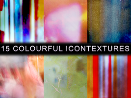 15 colourful icontextures by Kiho-chan