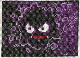 Gastly by SamanthaBranch