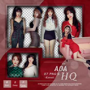 -PACK PNG #01 AOA by RollDeep-Photopacks