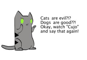 Condescending Cat 4 by S-M-Batty