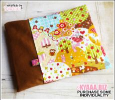 Cherry Pit Pillow - Colorful by shiricki